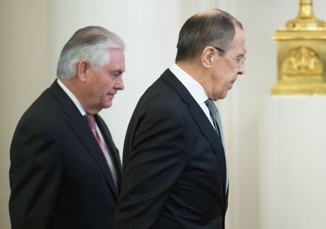 Szef rosyjskiej dyplomacji Siergiej Ławrow podał szczegóły rozmów z amerykańskim sekretarzem stanu Rexem Tillersonem
