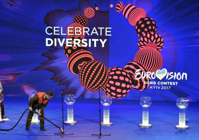 Przygotowania do konkursu Eurowizji-2017 w Kijowie