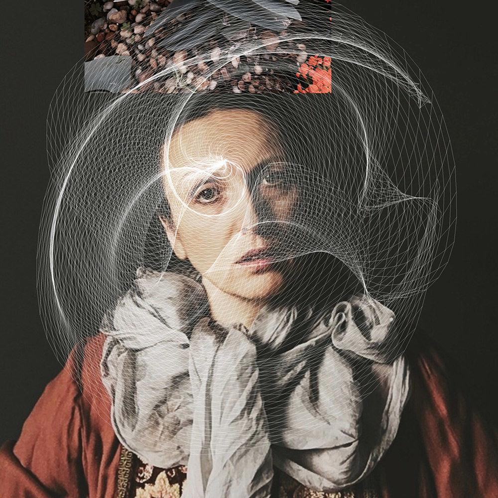 Zdjęcie Fausta. Autor: Helen Breznik. Zwycięzca w kategorii Autoportret.