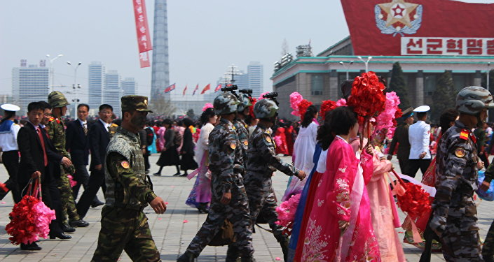 Pjongjang, Korea Północna