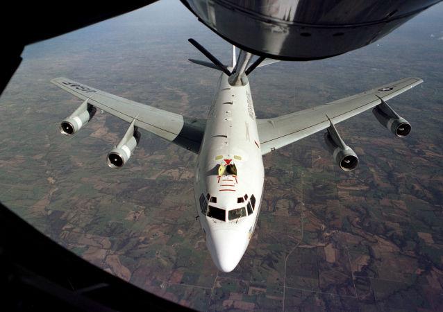 Samolot Boeing WC-135 Constant Phoenix amerykańskich sił powietrznych