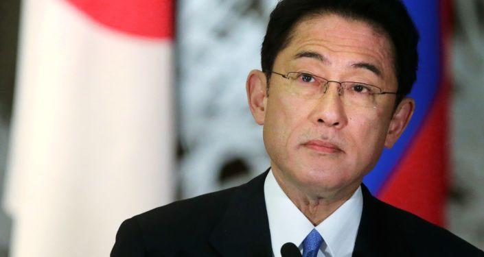 Minister spraw zagranicznych Japonii Fumio Kishida