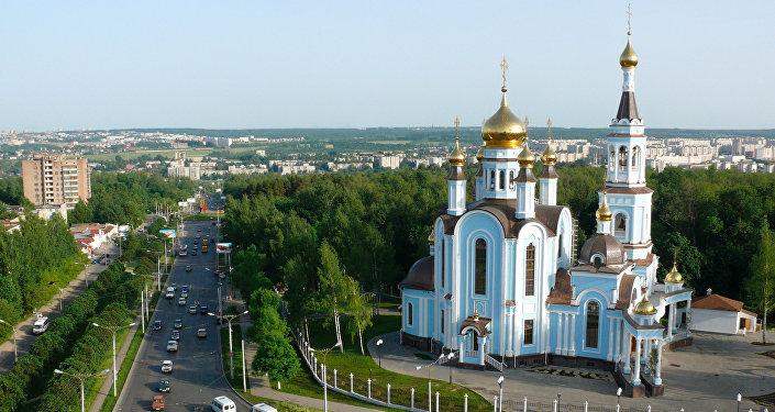 Cerkiew św. Tatiany męczennicy w Czeboksarach