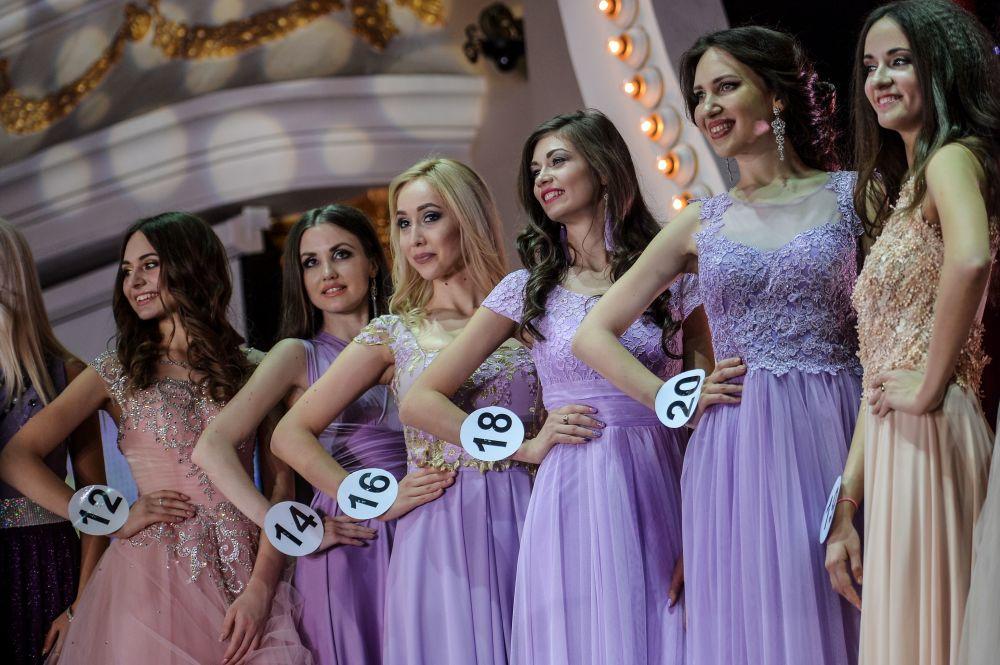 Konkurs piękności Piękność Rosji 2017