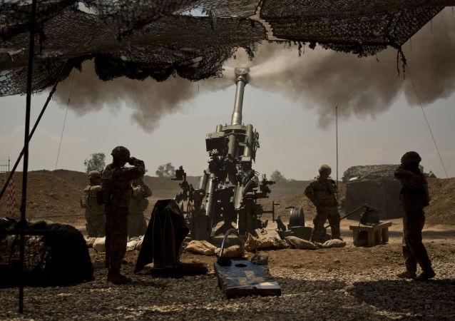 Żołnierze w Iraku