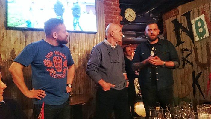 Michał i Bartosz odpowiadają na pytania publiczności