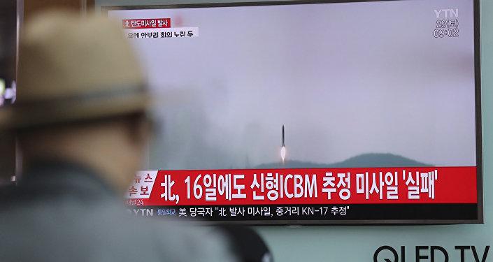 Korea Północna przeprowadziła kolejną próbę pocisku batalistycznego