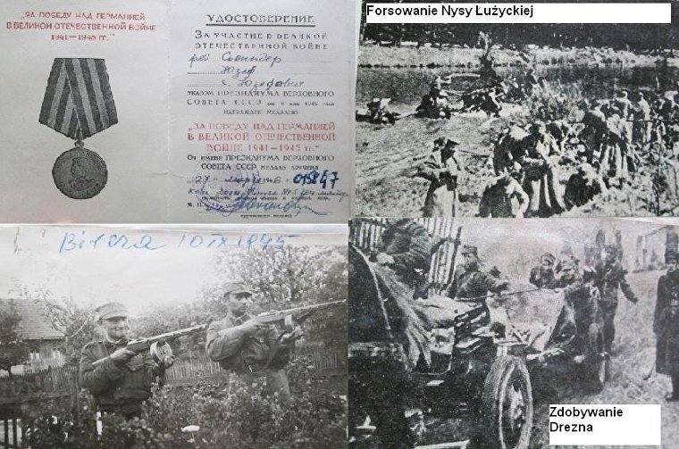 Historie wojenne. Józef Świnder