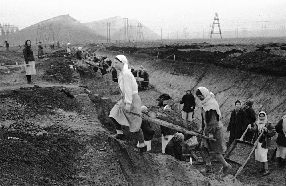 Kobiety na froncie Wielkiej Wojny Ojczyźnianej