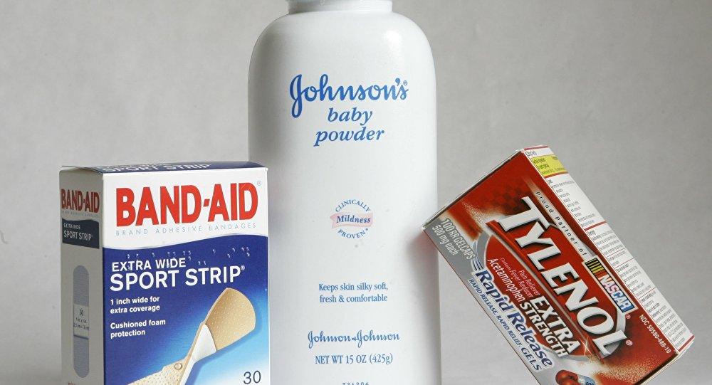 Produkty koncernu Johnson & Johnson