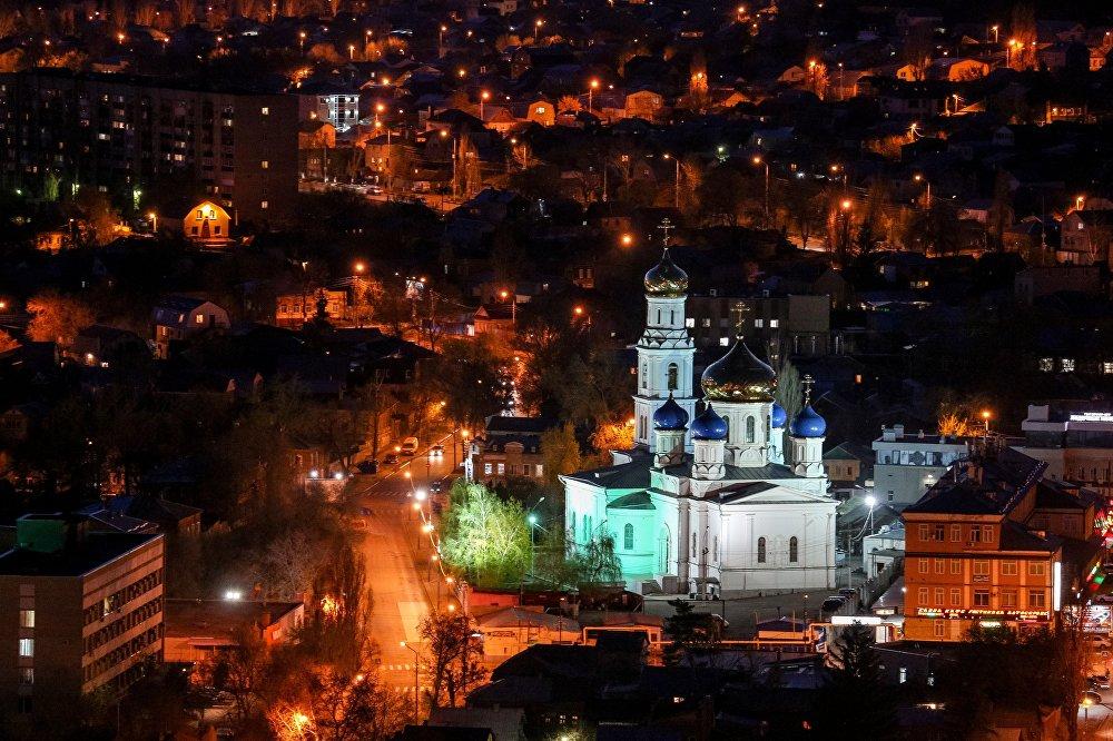 Cerkiew Zesłania na apostołów Ducha Świętego w Saratowie.
