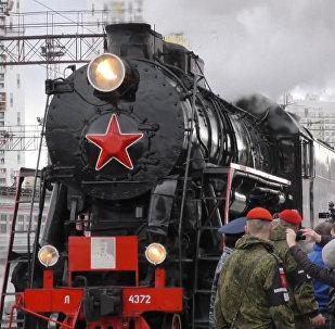 Armia Zwycięstwa dotarła do stolicy Uralu