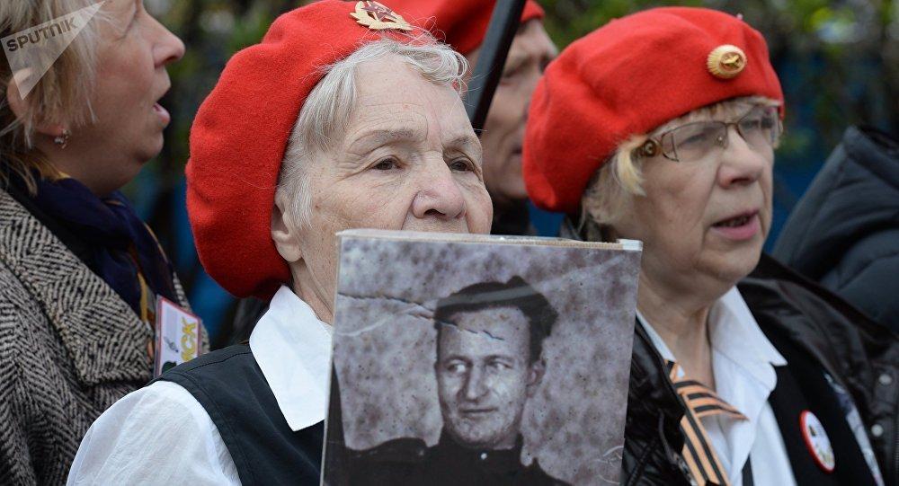 Obchody Dnia Zwycięstwa w Moskwie