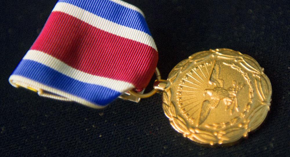 Turecki oficer zrezygnował z amerykańskiego medalu