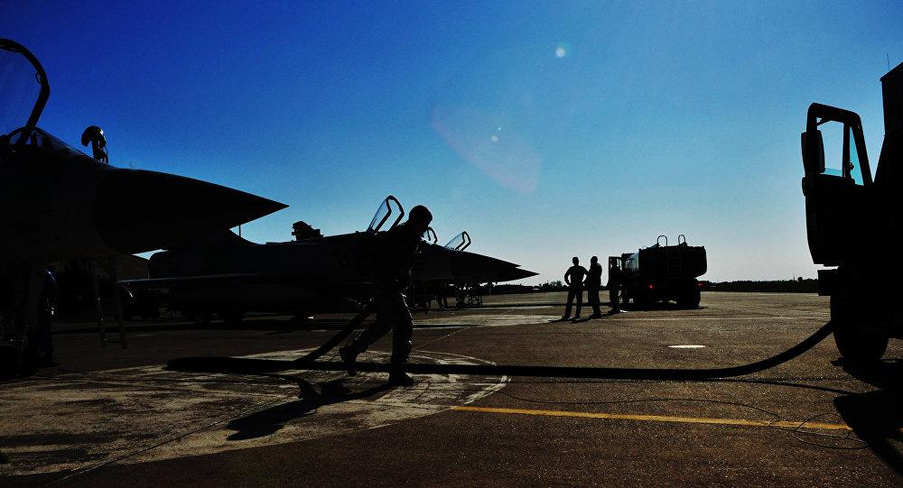 Gaza wojskowa Incirlik w Turcji