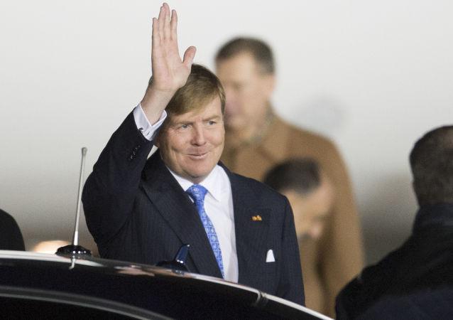 Król Holandii Wilhelm Aleksander