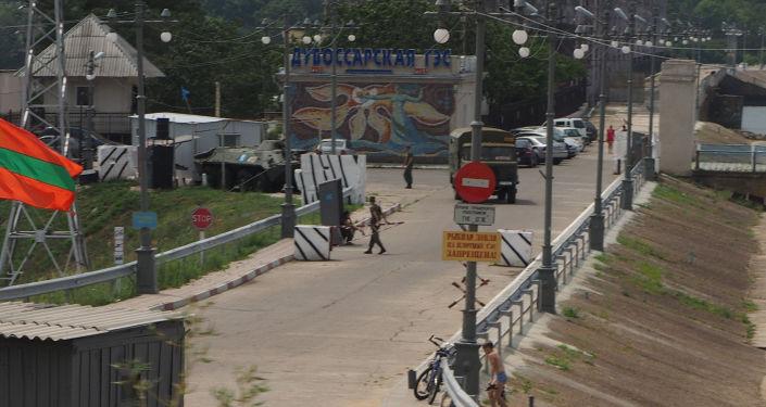 Granica Naddniestrza w Mołdawii