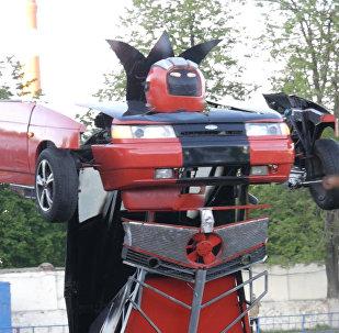 Rosyjski Optimus Prime