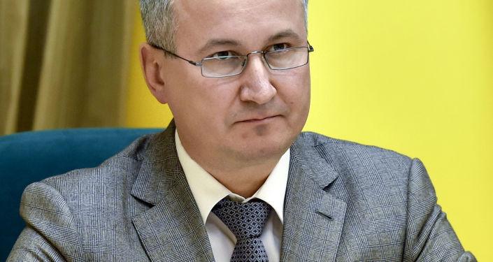 Szef Służby Bezpieczeństwa Ukrainy Wasyl Hrycak
