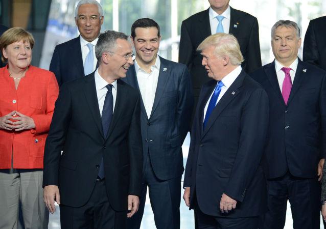 Szczyt NATO w Brukseli
