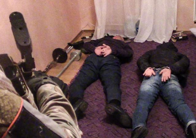 Operacja FSB w Moskwie