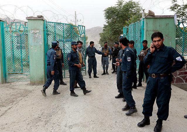 Co najmniej 20 osób nie żyje, a 87 zostało rannych w wyniku trzech eksplozji na pogrzebie syna wysokiego rangą polityka w stolicy Afganistanu