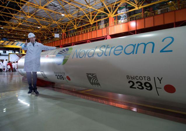 Przewodniczący Rady Nadzorczej spółki Gazprom Aleksiej Miller