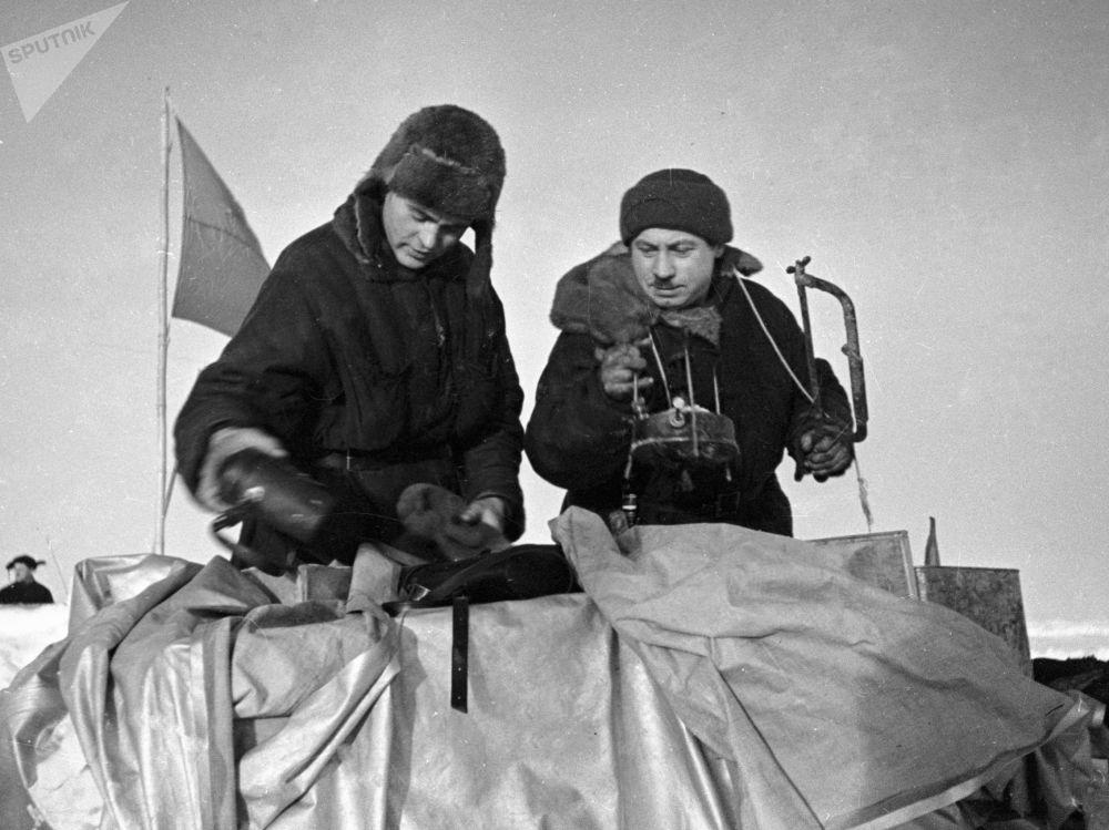 Radziecki Biegun Północny-1