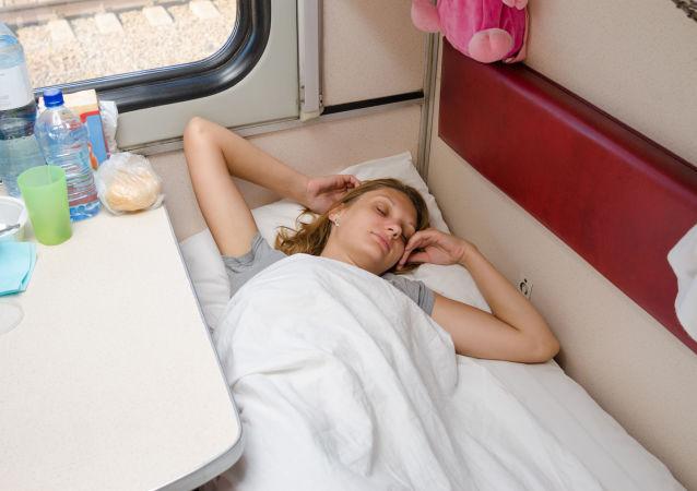 Ukraińskie koleje radzą jak uprawiać seks w pociągu