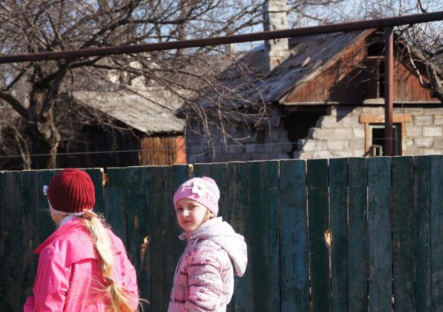 Miasto Stachanow w ŁRL, które znalazło się pod ostrzałem ukraińskich żołnierzy