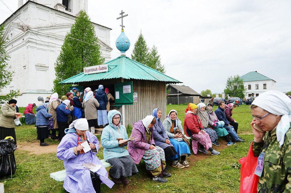 W 2005 roku patriarcha Moskiewski i całej Rusi Aleksy II nadał procesji status pielgrzymki wszechrosyjskiej.