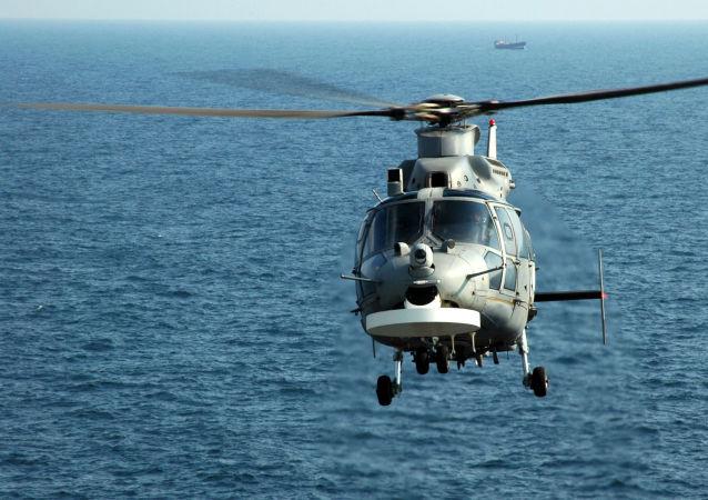 Francuski wielozadaniowy śmigłowiec szturmowy Eurocopter AS565 Panther