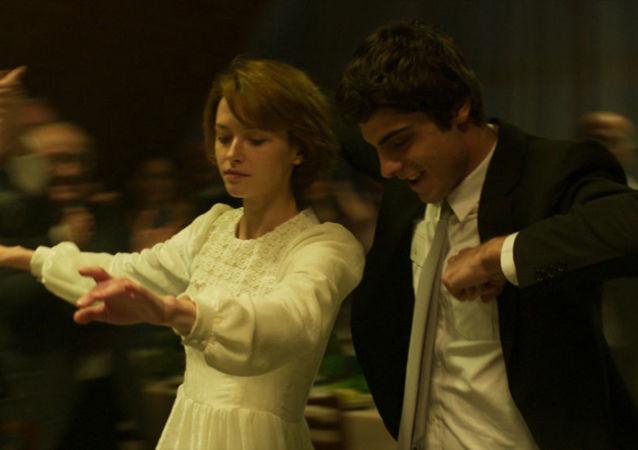 Kadr z filmu Zakładnicy