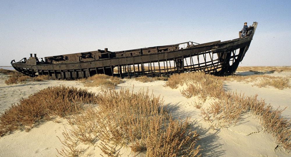 Jezioro Aralskie