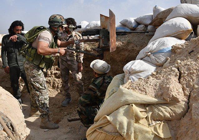 Sytuacja w Dajr az-Zaur