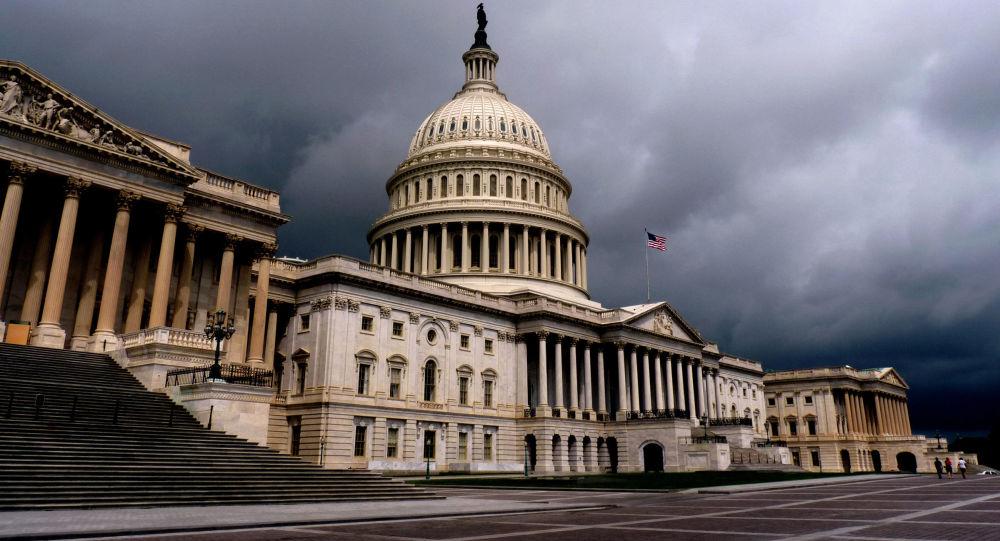 Budynek Kongresu USA w Waszyngtonie