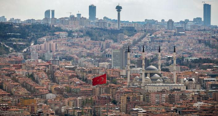 Panorama Ankary