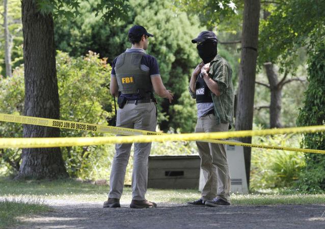 Strzelanina na boisku w Wirginii