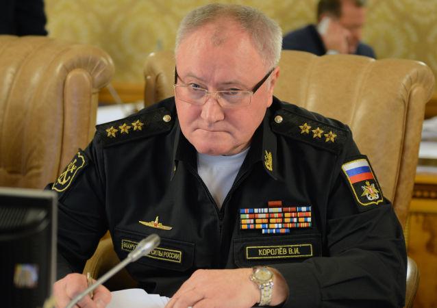 Admirał Władimir Koroliow