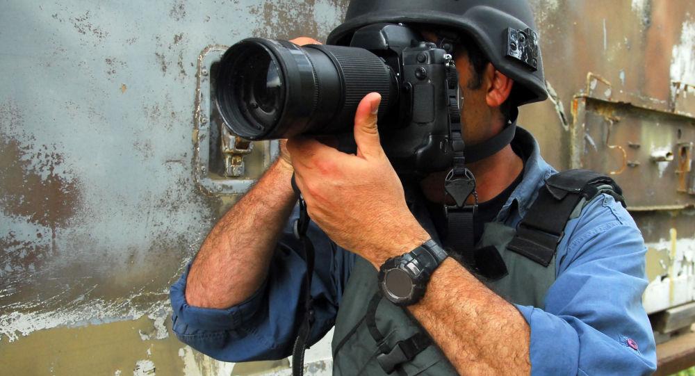 Dziennikarz wojenny