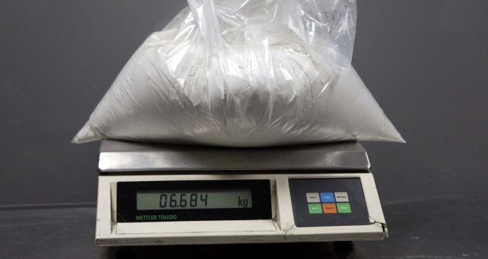 Przemyt narkotyków