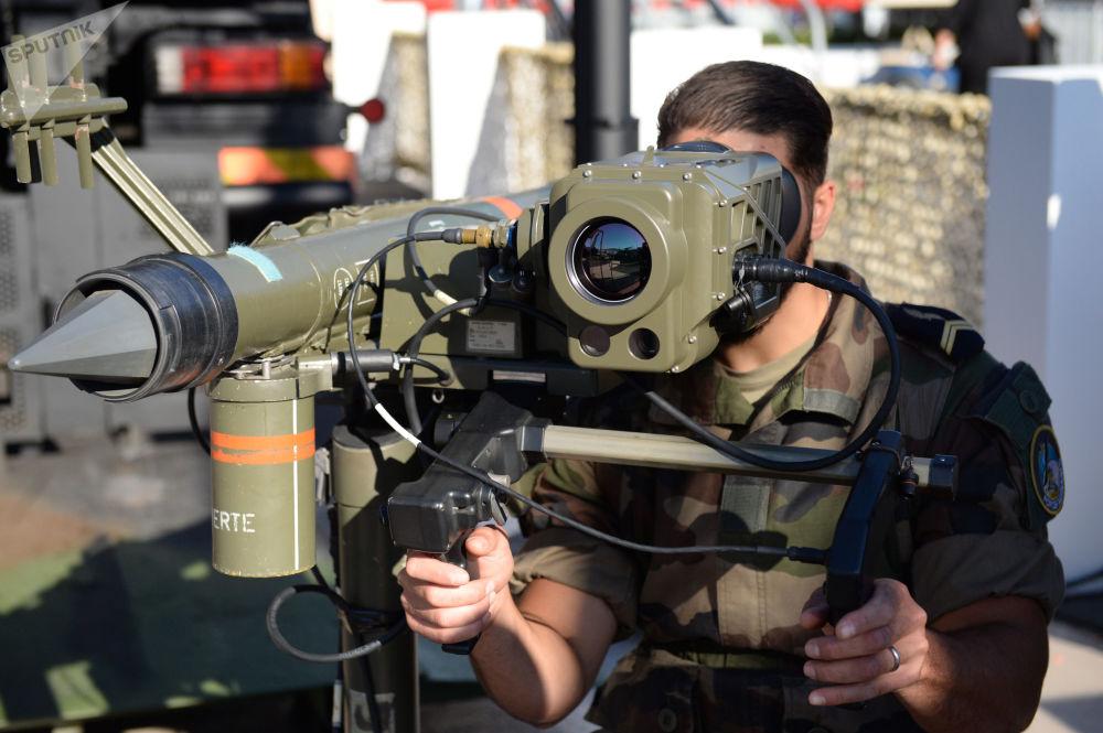 Francuski system obrony przeciwrakietowej