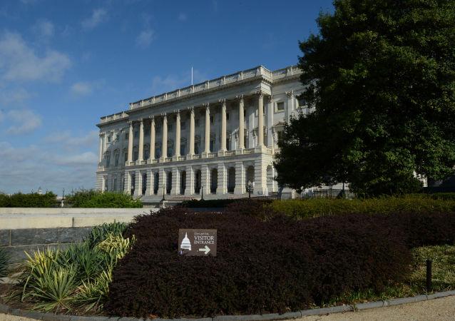 Kapitol Stanów Zjednoczonych w Waszyngtonie