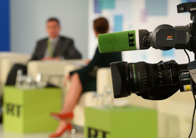 """Konferencja RT """"Informacje, polityka, media: budowa nowego porządku światowego"""