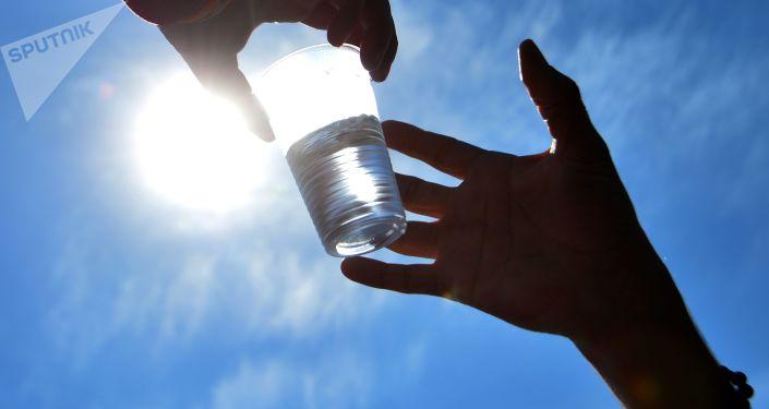 Na Krymie nadal występuje niedobór wody pitnej