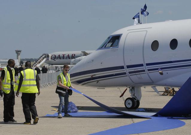Samolot Gulfstream