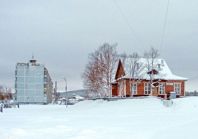 Ałłakurtti - wioska w obwodzie murmańskim