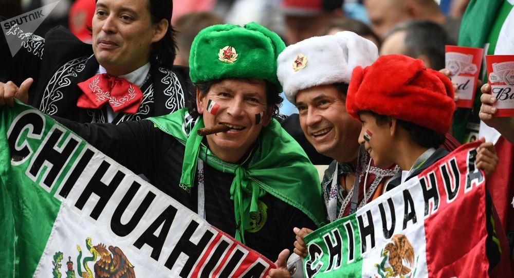 Puchar Konfederacji 2017. Mecz Meksyk-Rosja
