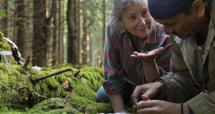 Kadr z filmu Pokot