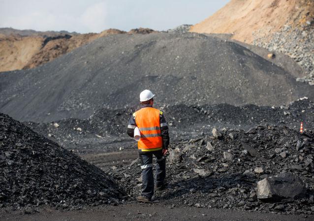 """Trump powiedział, że Ukraina zwróciła się do USA o """"miliony ton"""" węgla."""